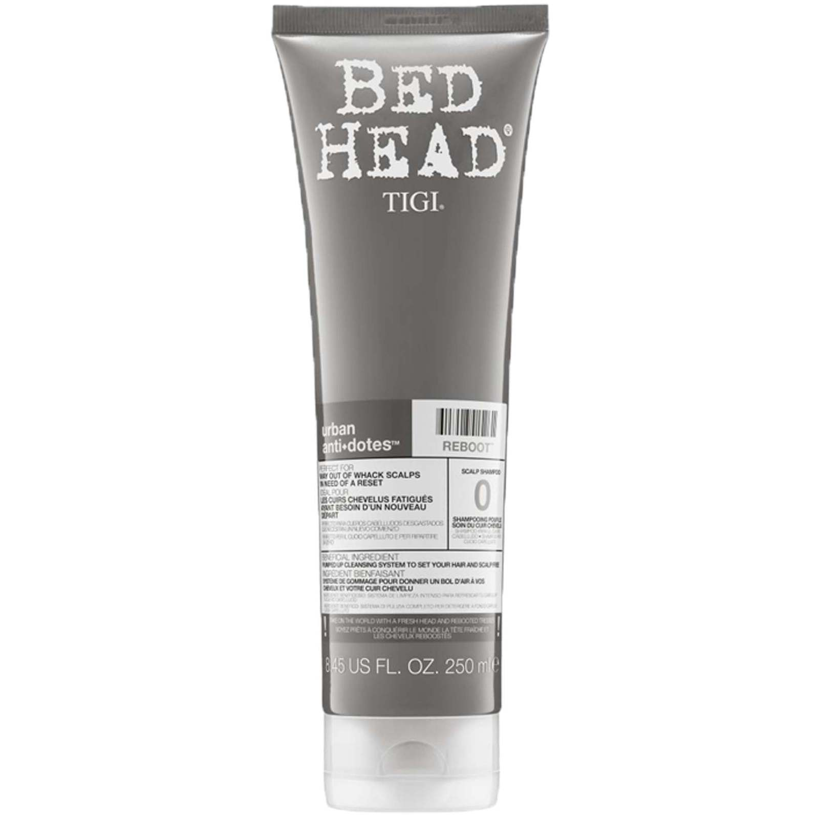 Urban antidotes reboot scalp shampoo