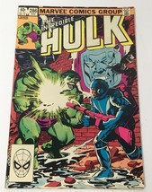 Vintage The Incredible Hulk Vol.1 No. 286 Aug 1983 Marvel Comics Group - $13.21