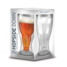 Fred and Friends Hopside Down Glass, Set of 4 - $85.61