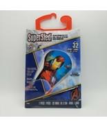 """Super Sled Nylon Frameless Kite 32"""" Marvel Avengers Iron Man Sky Tails I... - $5.94"""