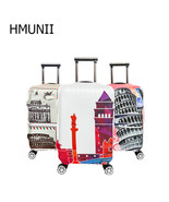 HMUNII® New Fashion Luggage Protective Cover For 18 To 32 Inch Trolley - $20.87+