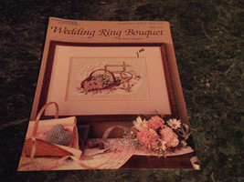 Wedding Ring Bouquet by Paula Vaughan leaflet 493 Leisure Arts - $2.99