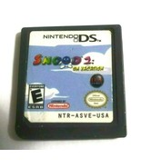 Snood 2: On Vacation  Nintendo DS, 2005 Game Only No Case - $4.92