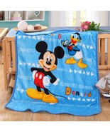 1pcs Bedding Cartoon Blanket bebe receiving Blanket 100x70cm baby sleep - $16.99