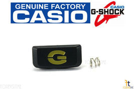 CASIO G-Shock DW-9052-1B Bezel Push Charcoal Light Button w/ Spring DW-9... - $13.45
