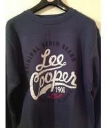 Lee Cooper Crew Logo Sweater / Mens - Sizes : M/L/XL - Colour : Vintage ... - $18.50