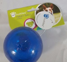 Pet Buddies Pooch Treat Ball Small Dog Toy - $8.00