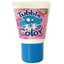 Bubble Color: RASPBERRY gum in a tube -35g-Made in France - $3.71