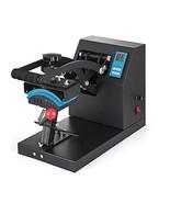 SHZOND Hat Heat Press Machine 3.15x5.5 Inch Clamshell Design Hat Press S... - $143.95