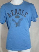 american eagle art blue L T-shirt - $19.79