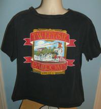 Vintage Tweetsie Railroad Blowing Rock N.C. T-Shirt Large L - $24.75