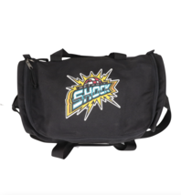 Vintage 90s WNBA Detroit Shock Spell Out Basketball Duffel Bag Gym Bag B... - $31.14