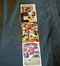 San Francisco 49er's Jerry Rice #80 Football Trading Cards AA-191805 Vintage Co image 9