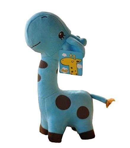 Lovely Hand Hold Plush Toy Durable Cute Giraffe Toy for Kids Great Gift 16''