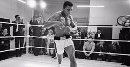 Muhammad Ali 24x36 Inch Poster | Boxing Legend | Training - $18.99