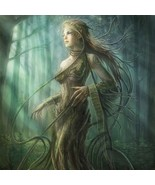 Calista, Serene Forest Dryad! Enlightened Spirit Connects You with Mothe... - $40.00