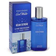 Cool Water Ocean Extreme by Davidoff Eau De Toilette Spray 2.5 oz - $27.20