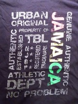 Jamaica Urban Original Property Of T-Shirt Size M - $8.90