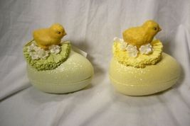 Bethany Lowe Chick on Egg Candy Container image 4