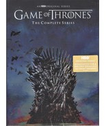Game of Thrones the Complete Series All 8 Seasons Box Set Brand New - $59.95