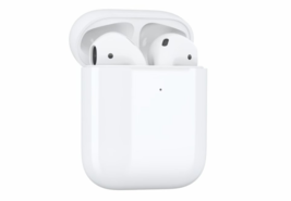Apple AirPods 2nd Generation with Wireless Charging Case - $218.94 CAD