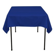 Royal - 52 x 52 Square Polyester Tablecloths - ( 52 Inch x 52 Inch ) - $15.68