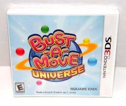 Bust-A-Move Universe (Nintendo 3DS, 2011) Brand New FREE SHIPPING NIB NI... - €16,21 EUR