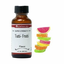 LorAnn Super Strength Tutti Frutti Flavor, 4 ounce bottle - $14.85