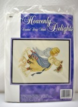 Sugarplum Express Heavenly Delights Angel #404 Counted Cross Stitch Kit ... - $7.55