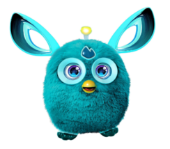 Furby Connect Plush Furby Connect Friend Teal Funny Toy Kids - $39.67+