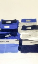 Lot of 8 pairs New Boys Medium M 10 12 Fruit of the Loom boxer Briefs  - $9.49
