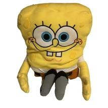 "Vintage Nickelodeon SpongeBob Laugh Pants 24"" Feature Plush Stuffed Anim... - $49.49"