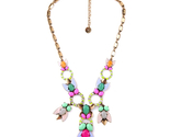 W york mixed charm candy color cluster necklace 2015 brand jewelry free shipping 1 thumb155 crop