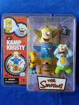 2007 McFarlane The Simpsons - Kamp Krusty - Bart And Krusty - $47.45