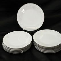 """Noritake Casablanca Bread Plates 6.375"""" Lot of 12 - $48.99"""