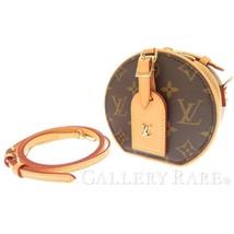 LOUIS VUITTON Mini Boite Chapeau Shoulder Bag Monogram M44699 3Way Bag A... - $2,167.57
