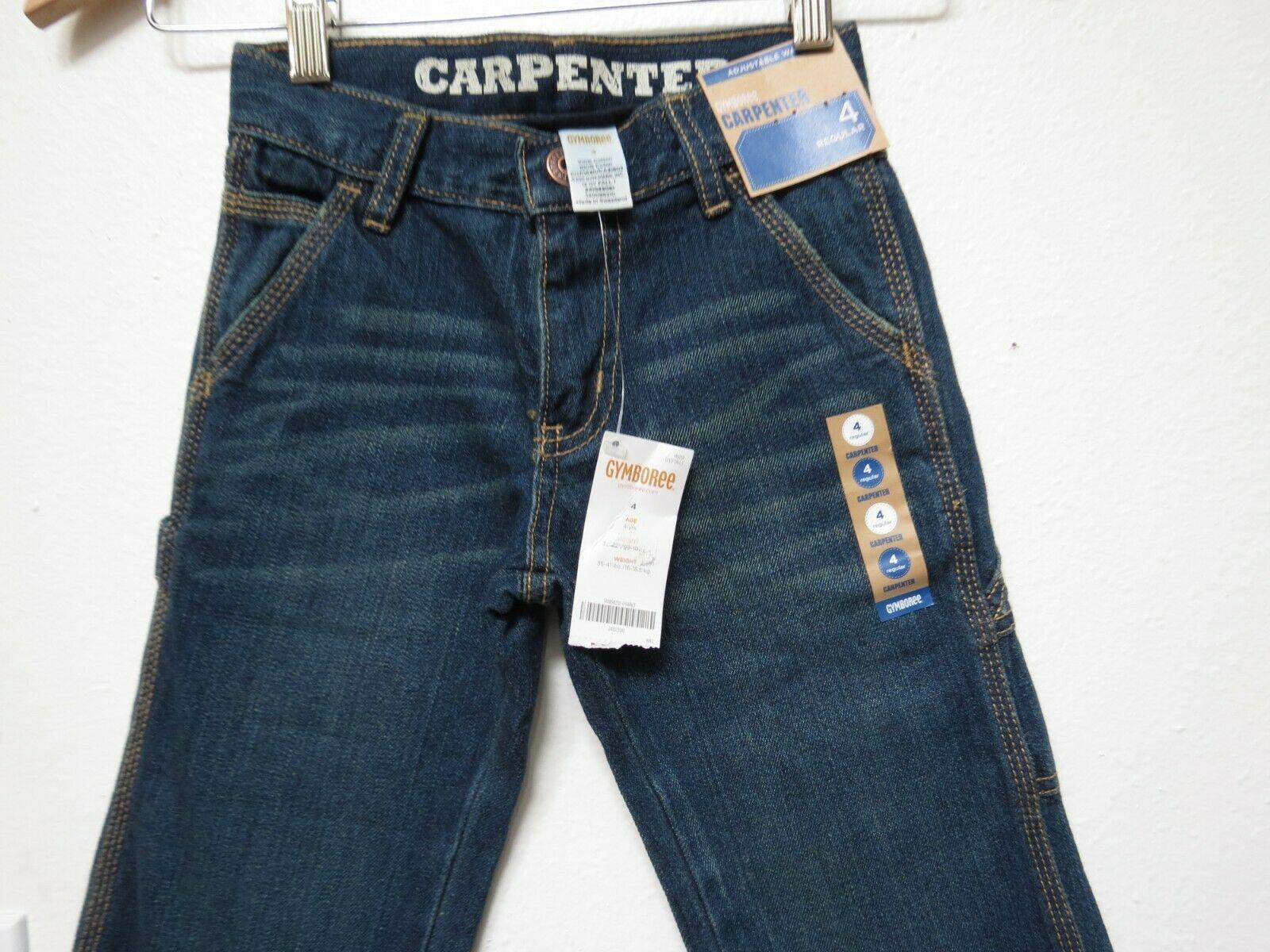 Gymboree Girls Clothes Multiple Sizes Dark Wash Blue Super Skinny Fit Kids Jeans