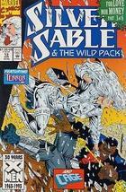 Silver Sable #13 [Comic] [Jun 01, 1993] Marvel - $4.89