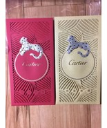 Cartier Chinese New Year Red Packets/Pocket Envelope-Panther 10pcs per b... - $159.99