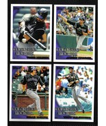 2010 Topps Colorado ROCKIES Team Set Both Series 1 & 2 (24 cards) - $2.00
