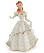 Lenox Disney Princess Belle Figurine Beauty and The Beast My Heart Is Yo... - $150.00