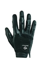 Bionic GGNBMRM Men's StableGrip with Natural Fit Black Golf Glove, Right Hand, M - $29.68