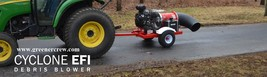 Cyclone Blower Debris / Leaf  Tow Behind Commercial - $9,970.00