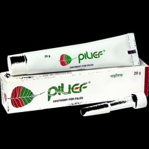 Charak Natural Pilief Ointment - Reduces Pile Mass (20 Gms) - $4.70