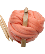 Super Bulky Merino Combed Top Yarn   - $49.99+