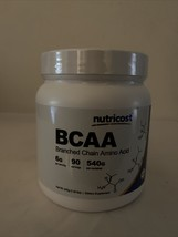 Nutricost BCAA Powder 90 Servings - Gluten Free and Non-GMO - $32.66