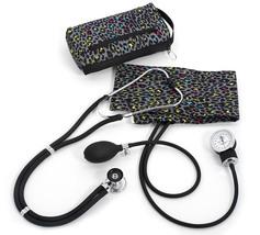 Prestige Medical - Aneroid Sphygmomanometer Sprague Rappaport Kit, Leopard Grey - $49.95