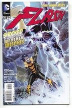 Flash 10 A 4th Series DC 2012 NM New 52 Weather Wizard Francis Manapul - $4.67