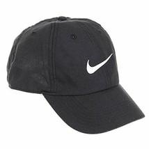2b9fdf07a60 NEW! Nike Unisex Aerobill H86 Adjustable Hat-Black White 729507-011 -