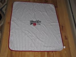 Gymboree Boys Vintage 2005 Great Bambini Baseball Blanket Devils Yankees - $44.54